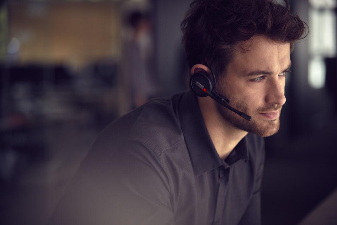 Sennheiser Anwendung LifeStyle Bild SDW-5000-Series Office 1