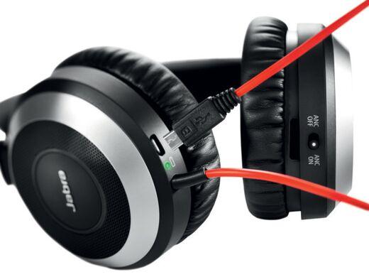 Jabra Produktbilder 7899-823-109 Evolve 80 anc incl cable side