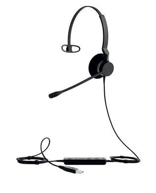 Jabra Hauptbild 2393-823-109 BIZ 2300 Mono with control unit 01
