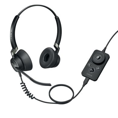 Jabra Produktebild Engage 50 Stereo with_cable and control unit