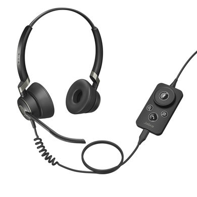 Jabra Produktebild Engage 50 Stereo with cable and control unit