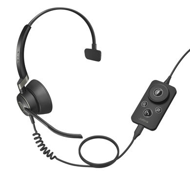 Jabra Produktebild Engage 50 Mono with cable and control unit